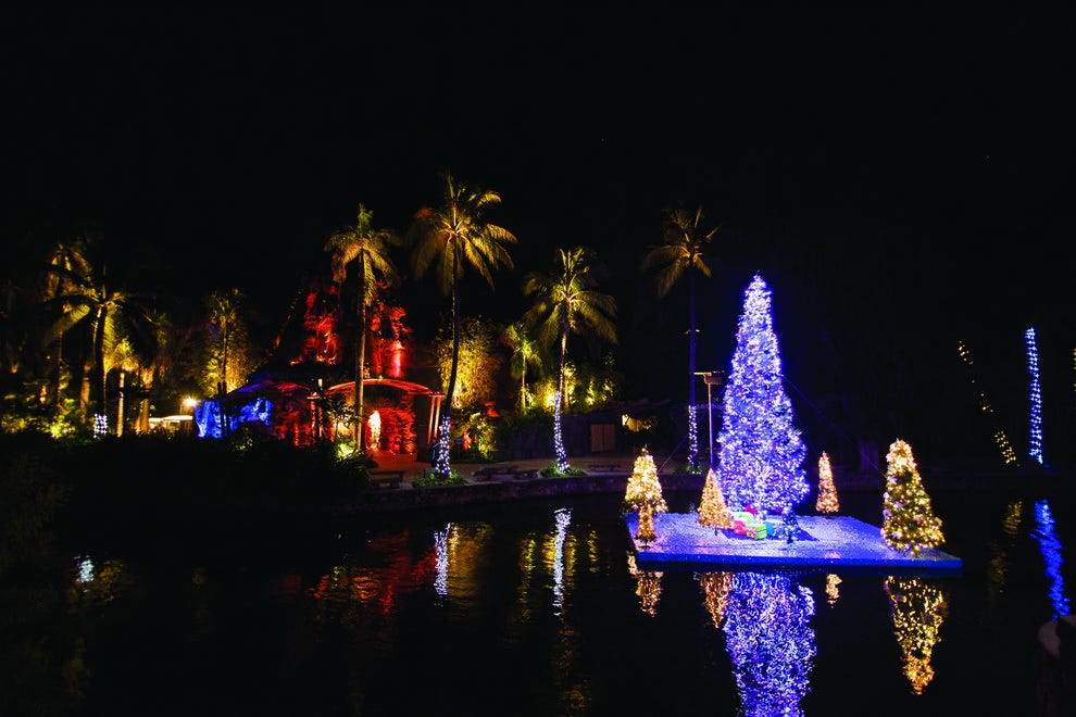 12 Days of Christmas at the Polynesian Cultural Center