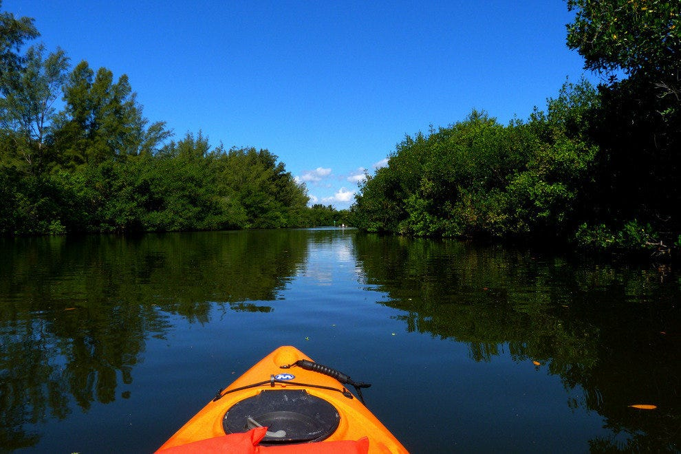 Cocoa Beach Kayaking