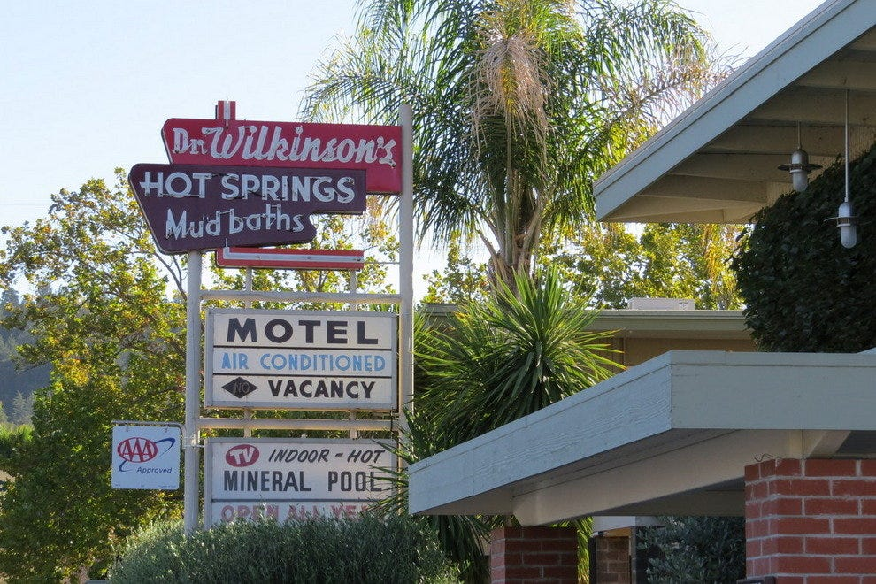 Dr. Wilkinson's Hot Springs Resort