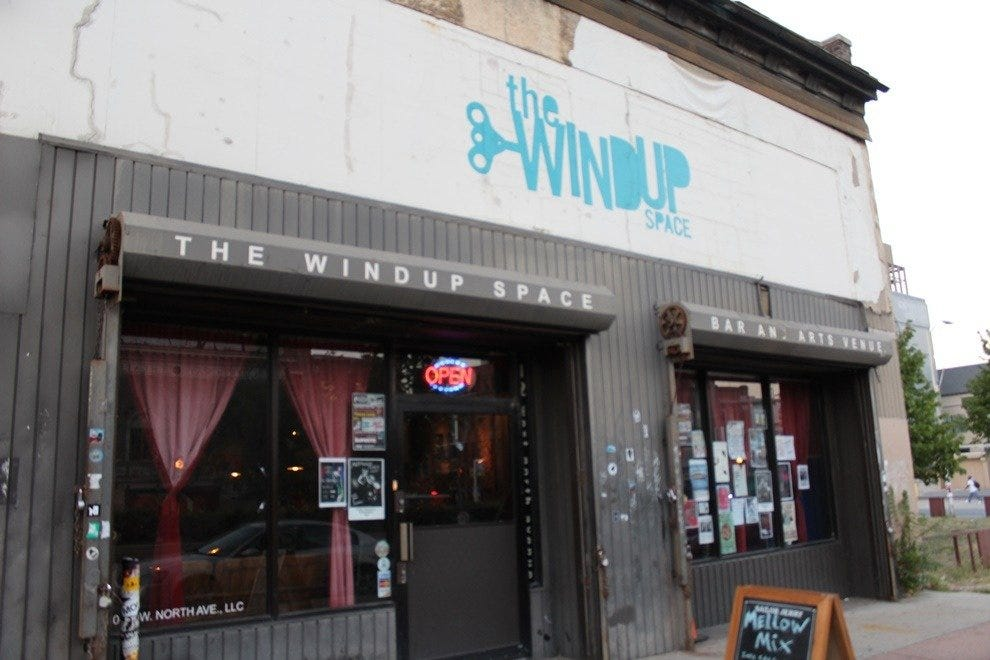 The Windup Space