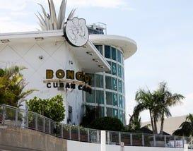 Bongos Cafe In Miami Beach Fl