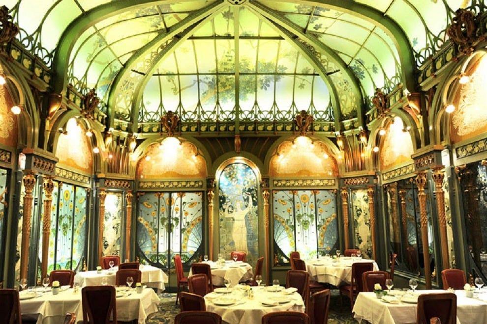 Fermette marbeuf - Restaurant le sud paris porte maillot ...