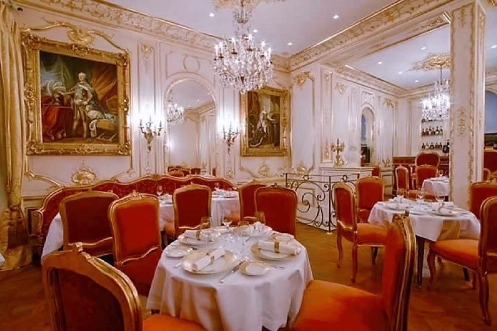 Cafe Le Veronese Paris