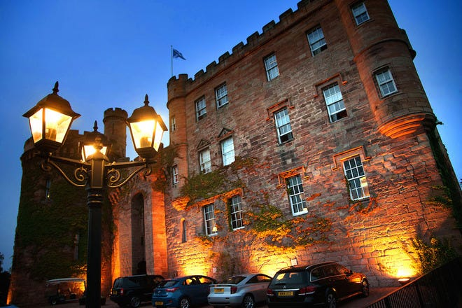 Romantic Hotels in Edinburgh