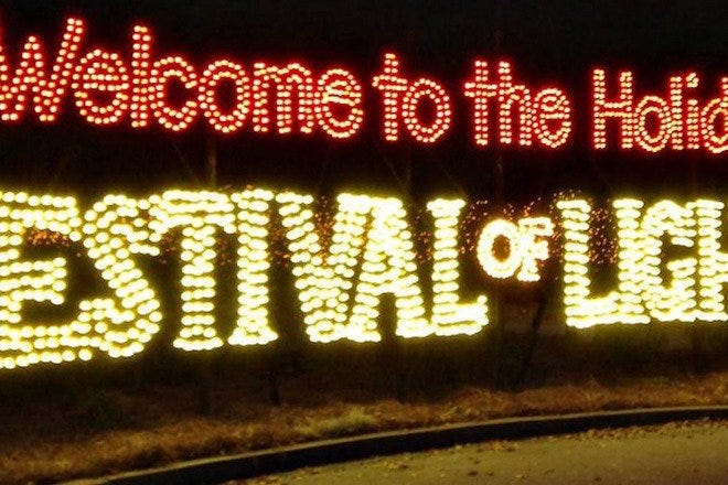 Holiday Festival Of Lights Charleston Attractions Review