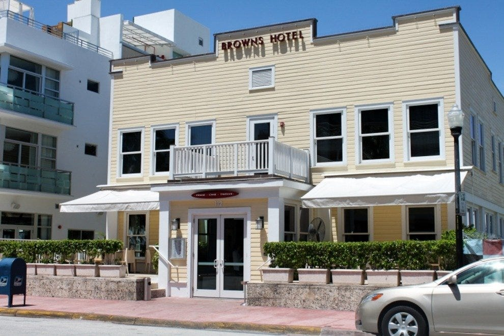 Prime  Restaurant Miami Beach Fl