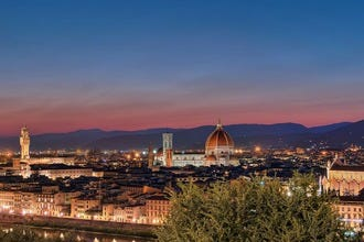 Fall in Love in the Beautiful City of Florence
