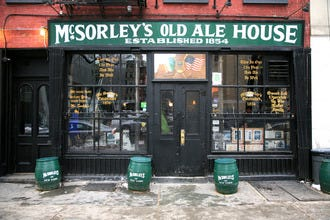 So Many Pubs, So Little Time: New York's Best Pubs