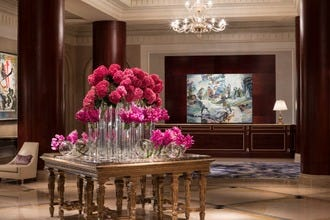 Celebrate Valentine's Day with a Posh Package at Ritz-Carlton