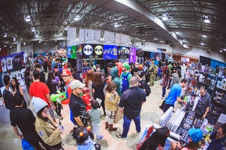 Magic City: The Gathering of Celebs, Comics and Cosplay at Comic Con