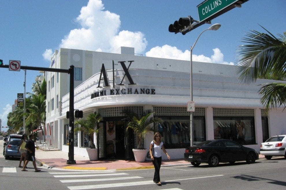 A X Armani Exchange South Beach