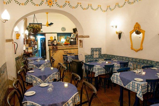 Alfama/Gra_A最好的餐厅