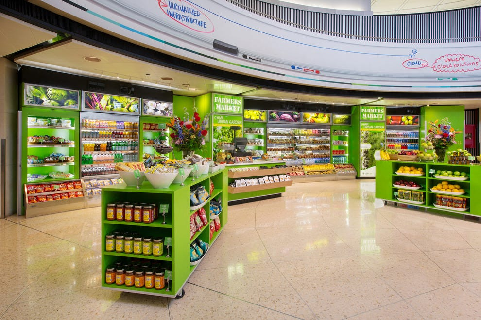 Best Airport Grab-And-Go Dining Winners: 2016 10Best Readers\' Choice ...