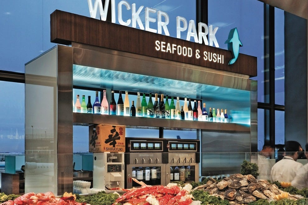 Wicker Park Seafood and Sushi