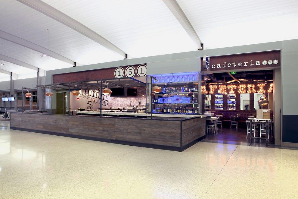 Best Airport Bar / Restaurant Atmosphere Winners: 2016 10Best ...
