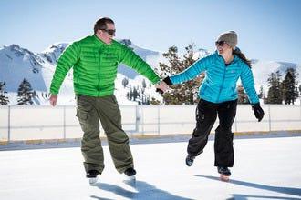 bepaly网投官网太浩湖最佳户外活动:溜冰和绳索课程