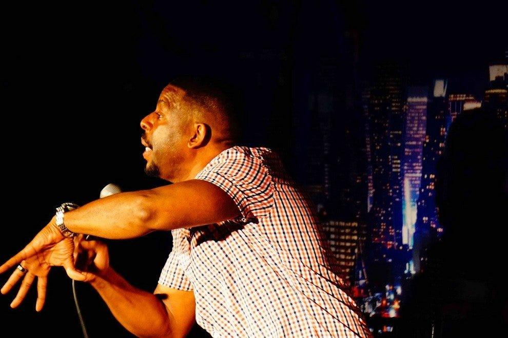 Aruba Ray's Standup Comedy Show