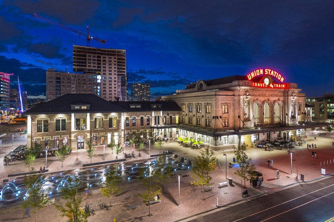 Best Attractions & Activities in Denver