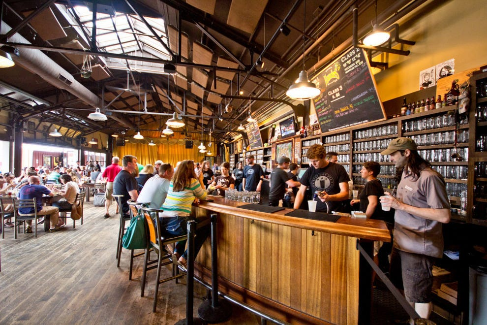 Best Brewpub Winners 2016 10best Readers Choice Travel