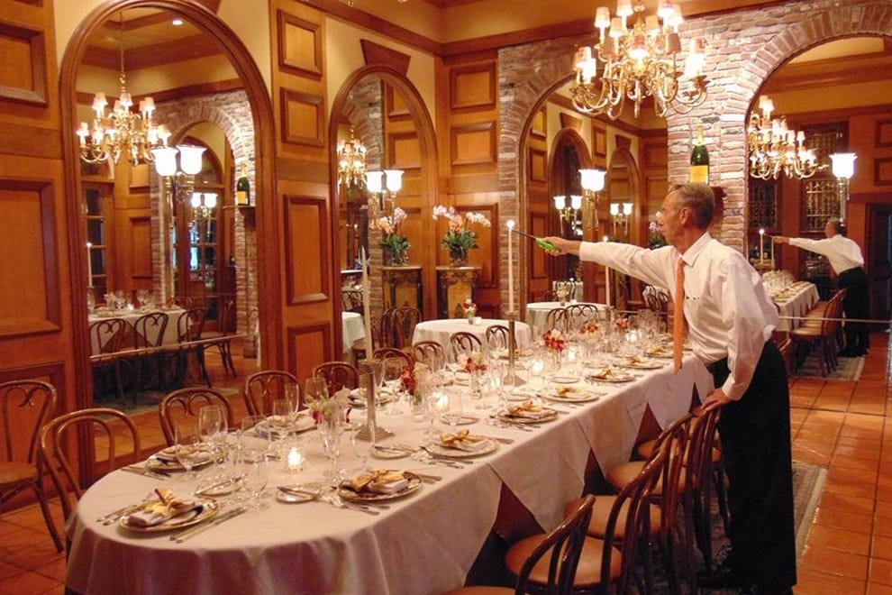 Formal Restaurants Best