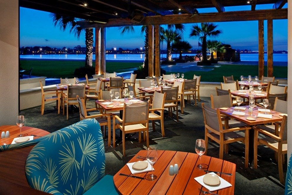 Oceana Pacific Beach Restaurant