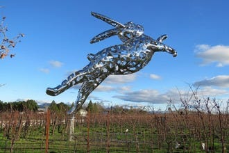 10Best's Favorite Spots to See Napa Valley's Artsy Side