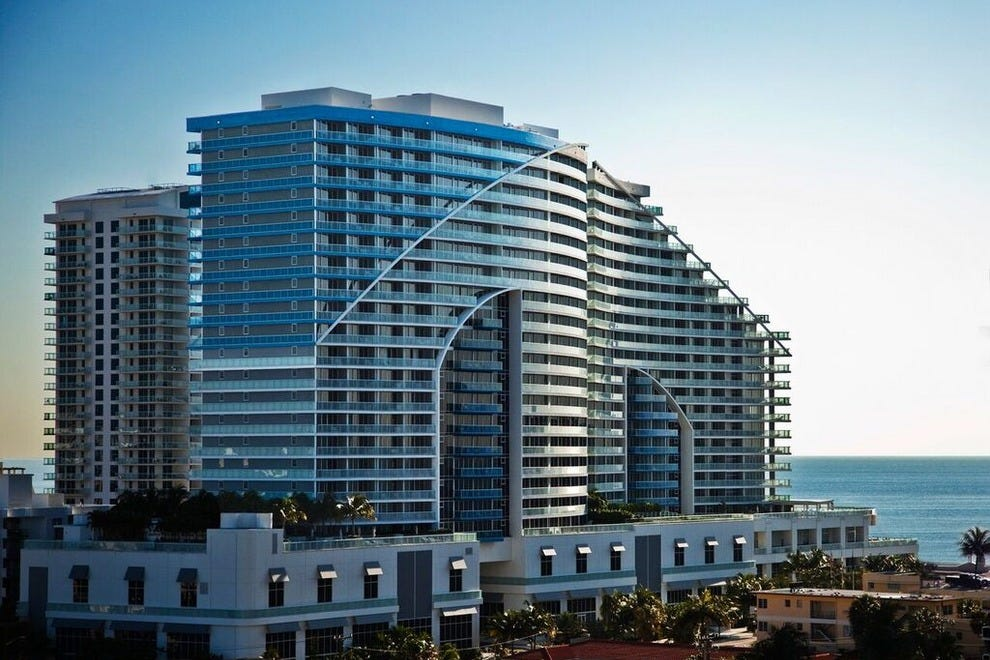A cosmopolitan Ft. Lauderdale stay.