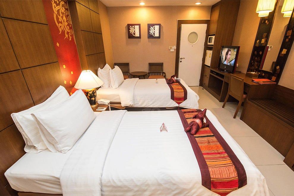 Bangkok Airport Hotels Near Airport Code Airport Hotel Reviews