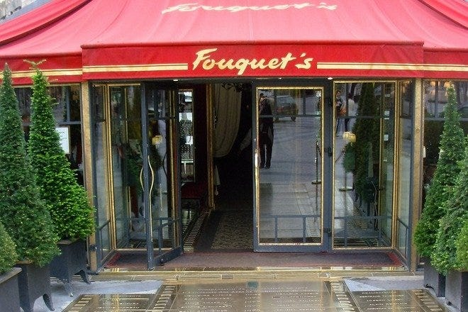 Restaurants near Parc des Princes