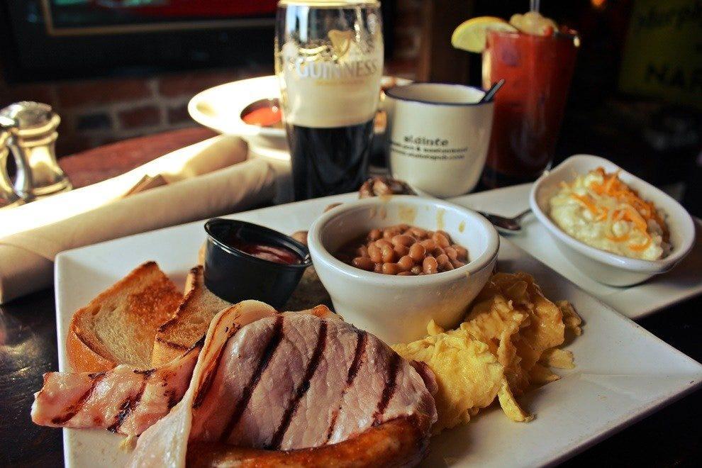 Slainte Irish Pub Restaurant