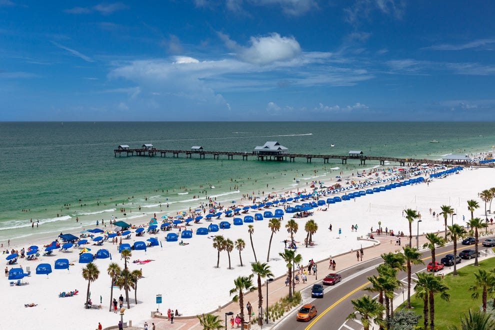 Vote Clearwater Beach Best East Coast Beach Nominee 2016 10Best Readers