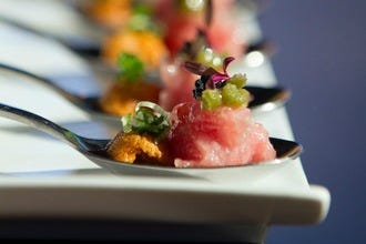 Atlanta's Best Sushi from well-known delights to well-hidden gems
