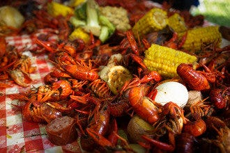 New Orleans 10Best spots for slurplin' crawfish
