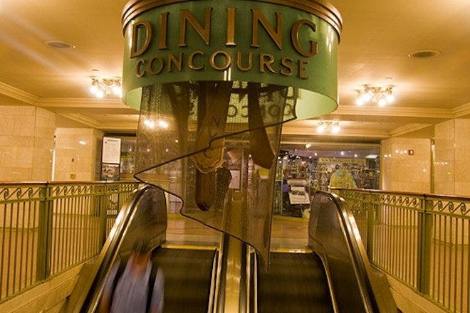 Grand Central Dining Concourse