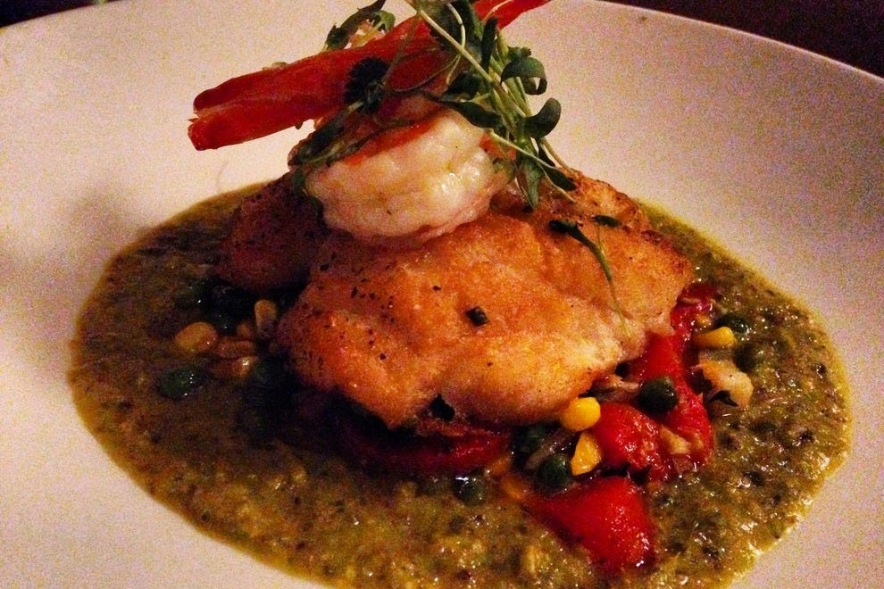 Wild-caught Gulf Grouper