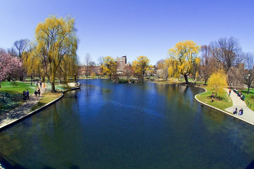 Boston Common & Public Garden