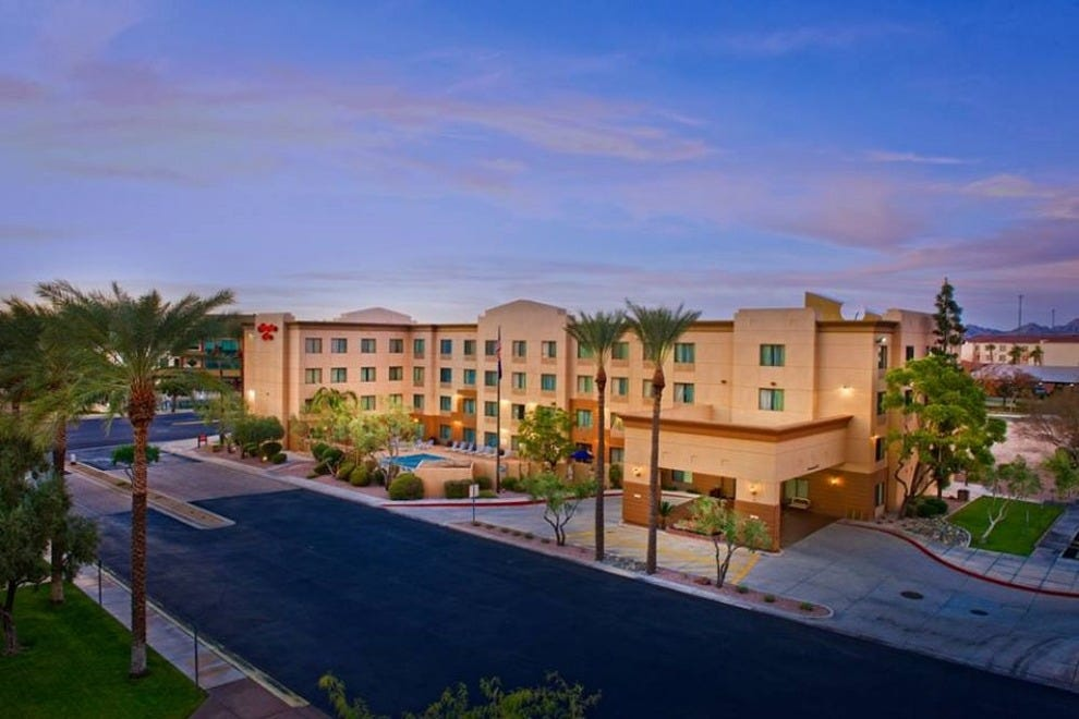 Hampton Inn & Suites Phoenix Airport South