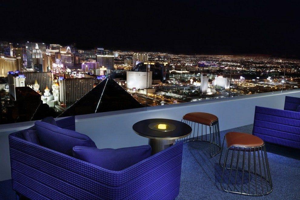Rooftop Bars: Nightlife in Las Vegas
