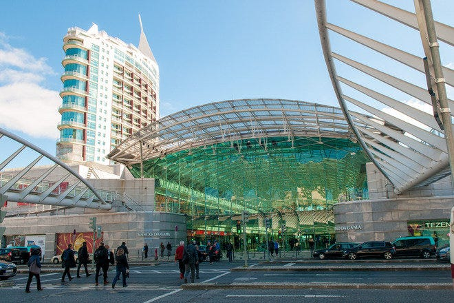 Capital Retail Therapy: Lisbon's Shopping Malls and Centers