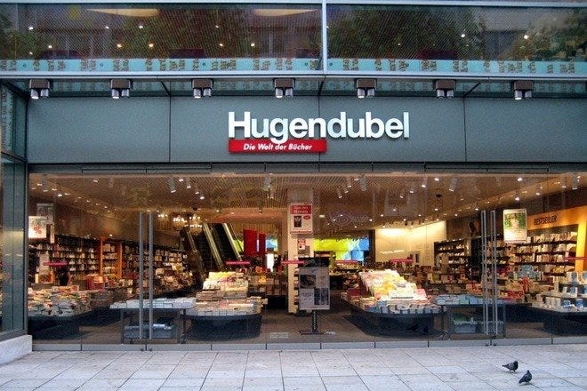 69d745348088b1 Founded in 1893 this book store chain is a true Munich institution and  still family owned. This popular German bookshop has three locations in the  city ...