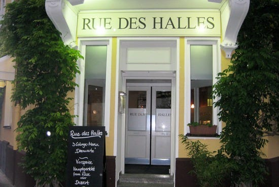 Rue des halles munich restaurants review 10best experts and tourist reviews - Lapeyre rue des halles ...
