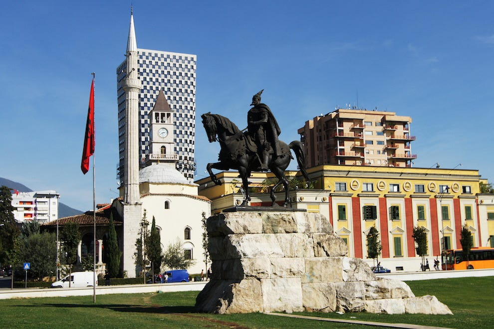 Albania's capital is stepping up its game with plenty of attractions from shopping to nightlife