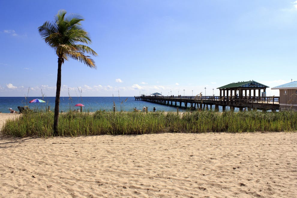 Lauderdale-by-the Sea, Fla.