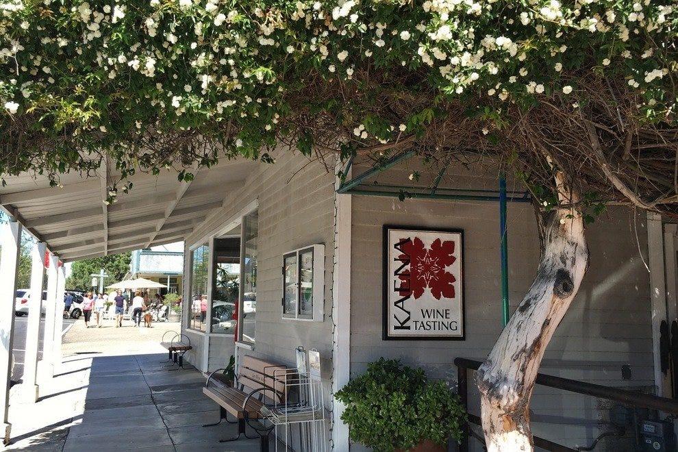 Los Olivos Best Wineries Attractions In Santa Barbara
