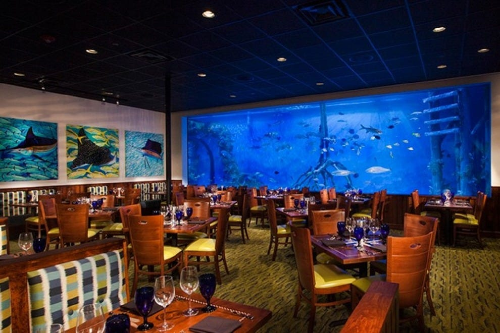 Clearwater Beach Restaurants