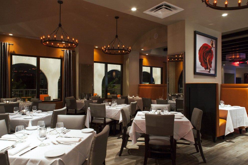Castile St Petersburg Clearwater Restaurants Review