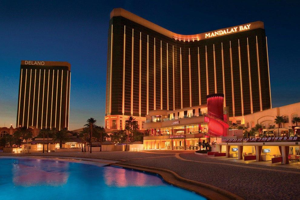 Mandalay Bay Resort And Casino Las Vegas Attractions