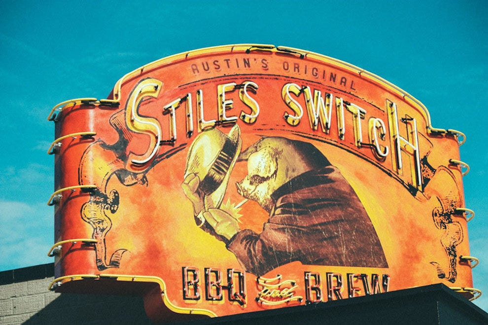 Stiles Switch BBQ & Brew