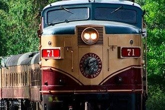 Napa Valley Wine Train Excursions