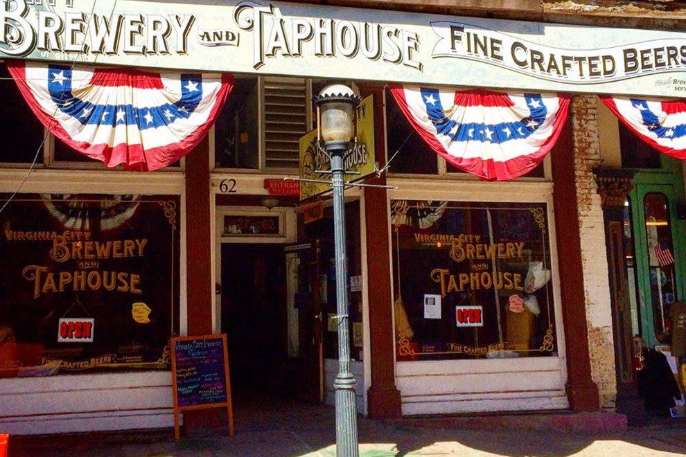 Virginia City Brewery and Taphouse
